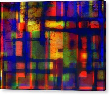 Economy Canvas Print by Wendie Busig-Kohn