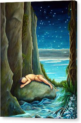 Eden Dawn Canvas Print by Matt Konar