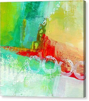 Edge 59 Canvas Print by Jane Davies
