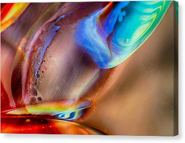 Edge Of The Universe Canvas Print by Omaste Witkowski