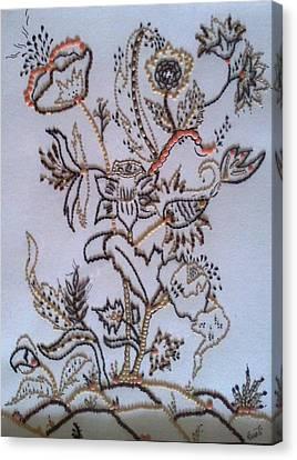 Edibles I Canvas Print by Swati Panchal