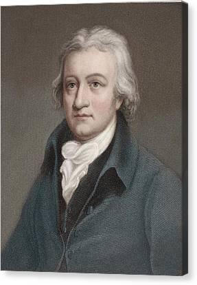 Edmund Cartwright Canvas Print