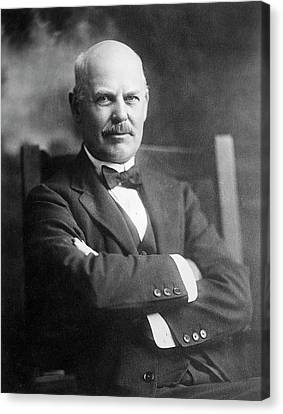 Edward Acheson Canvas Print by Chemical Heritage Foundation