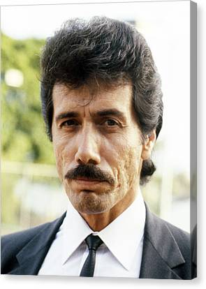 Edward James Olmos In Miami Vice  Canvas Print