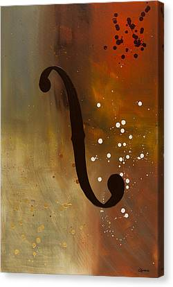 Efe Canvas Print by Carmen Guedez