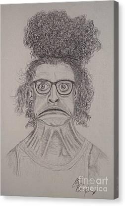 Egad Canvas Print by Jim Bomkamp