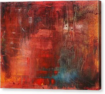 Egotistical Bypass Canvas Print by Jason Williamson
