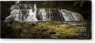 Egypt Falls Canvas Print