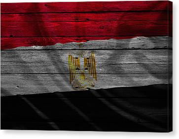 Egypt Canvas Print by Joe Hamilton