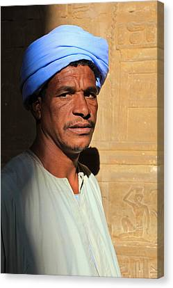Egyptian Man Photograph By Steven Vannoy