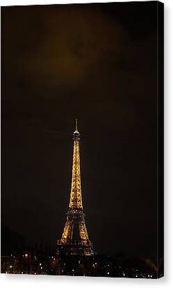 Eiffel Tower - Paris France - 011353 Canvas Print by DC Photographer