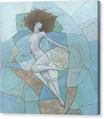Eir Canvas Print by Steve Mitchell
