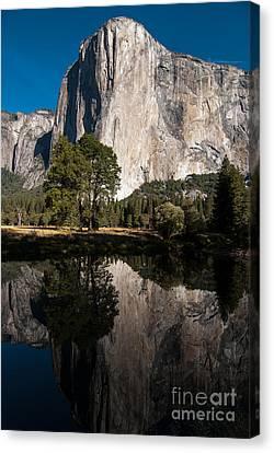 El Capitan In Yosemite 2 Canvas Print