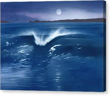 El Capitan Canvas Print by Mark  Leavitt