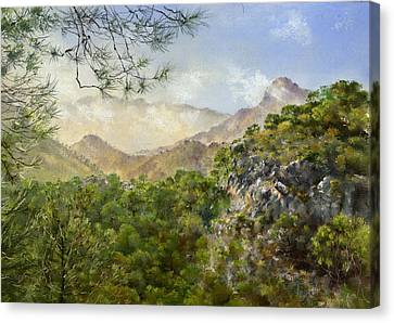 El Fuerte Canvas Print by Margaret Merry