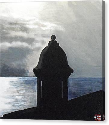 El Morro 2 Canvas Print by Melissa Torres