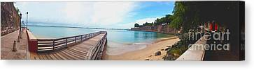 El Morro San Juan Canvas Print by Carey Chen