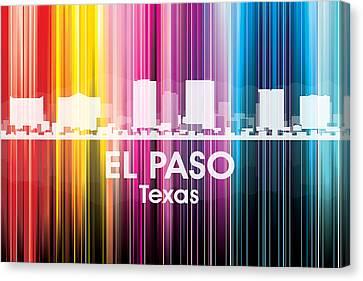 El Paso Tx 2 Canvas Print