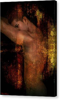 El Romance Viento Canvas Print by Mark Ashkenazi