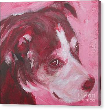 Elderbull Canvas Print