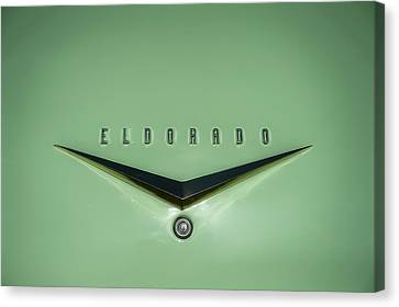 Shiny Canvas Print - Eldorado by Scott Norris