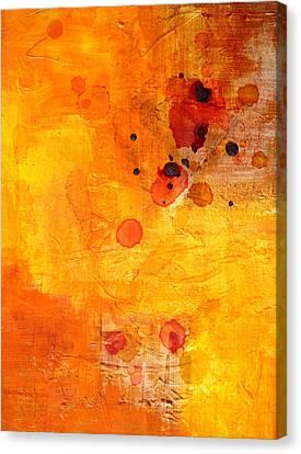 Electric Chaos Canvas Print by Nancy Merkle