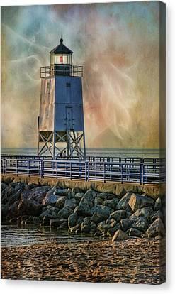 Electrifying Canvas Print