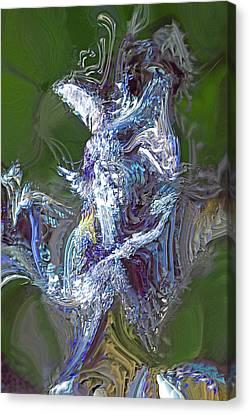 Elemental Canvas Print by Richard Thomas