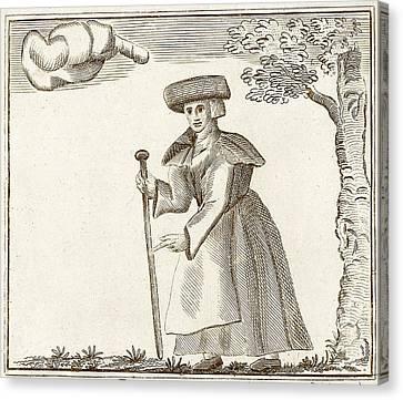 Elizabeth Sawyer Canvas Print