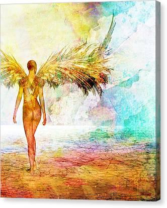 Elusive Dreams Part 3 Canvas Print