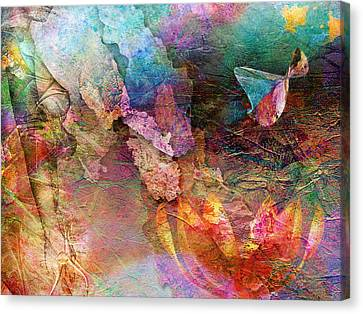 Elusive Dreams Part Two Canvas Print