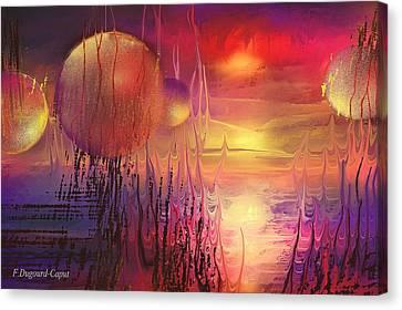 Elvenia Canvas Print