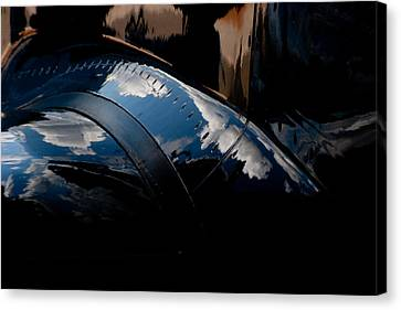 Embraer Reflection II Canvas Print by Paul Job