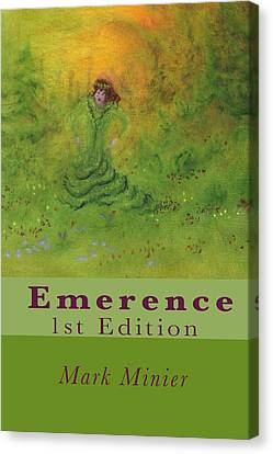 Emerence 156 Page Paperback. Canvas Print by Mark Minier