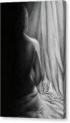 Emergence Canvas Print by Pat Erickson