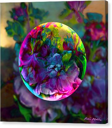 Emerging Spring  Canvas Print by Robin Moline