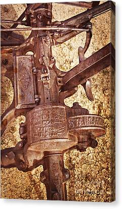 Emerson Brantingham Farming Revolution Vintage Canvas Print by Lee Craig