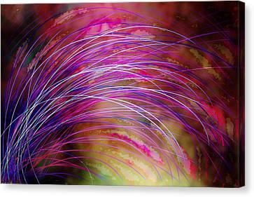 Emoceanic Canvas Print by Matt Lindley