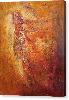 Emotion Found Canvas Print by Jim Justinick