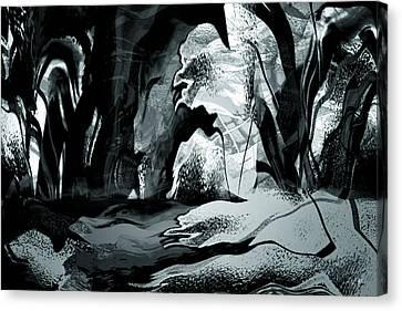 Emozione Canvas Print by Gerlinde Keating - Galleria GK Keating Associates Inc