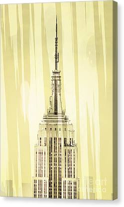 Empire State Building 2 Canvas Print by Az Jackson