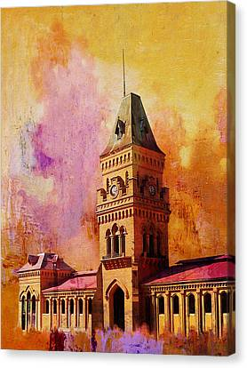 Empress Market Canvas Print by Catf
