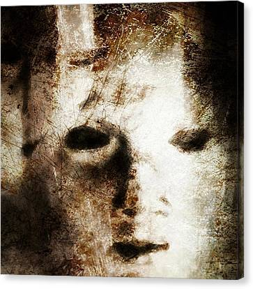 Empty Canvas Print by Gun Legler