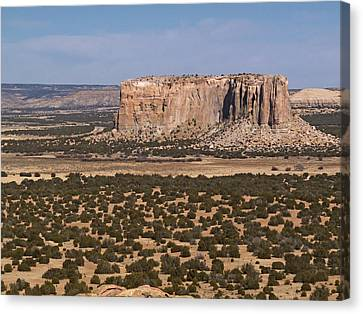 Enchanted Mesa Canvas Print