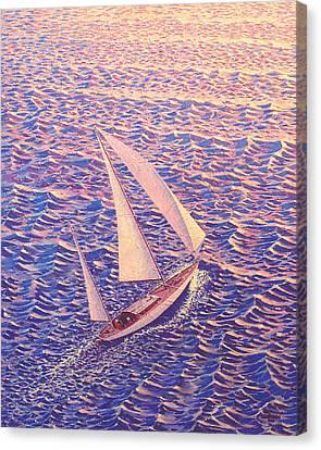 John Samsen Canvas Print
