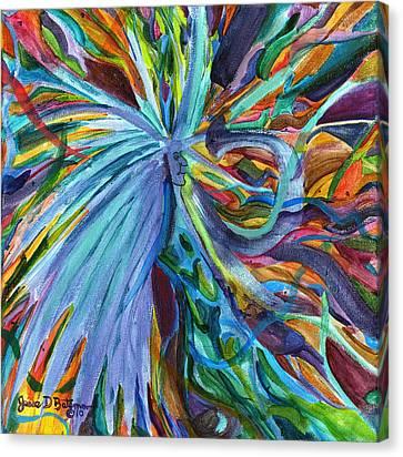 Enchanted Way Canvas Print