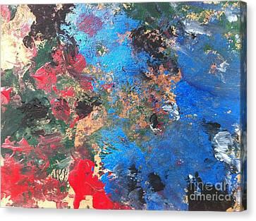 Enchanted Canvas Print by Yve Hockenbury Moore