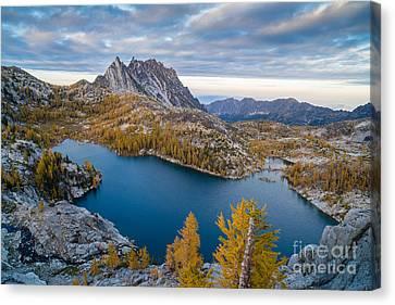 Alpine Canvas Print - Enchantments Fall Splendor by Mike Reid