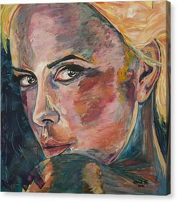 Enchantress Of Florence Canvas Print