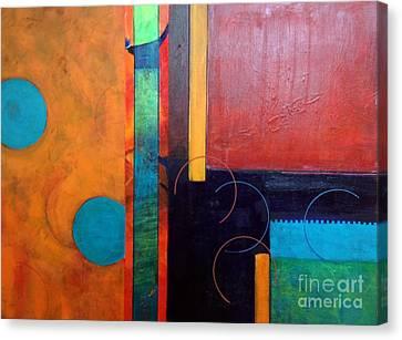 Encircle Me Canvas Print